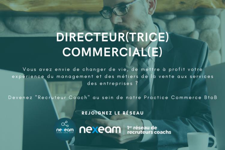 Nexeam - Practice Commerce BtoB - Recruteur Coach