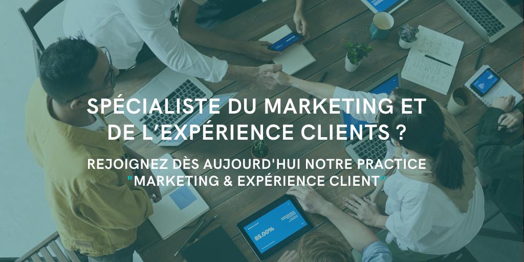 Nexeam - Practice Marketing et expérience clients