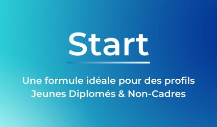 nexeam Start - Une formule idéale pour des profils Jeunes Diplomés & Non-Cadres