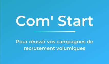 nexeam Start - Pour réussir vos campagnes de recrutement volumiques